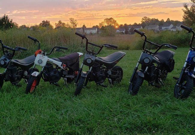 Iconic Minibikes